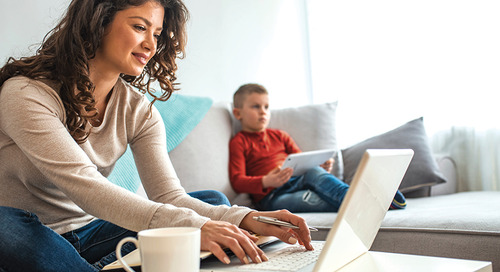 Secure remote work starts at home