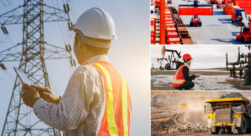 How to transform your industrial operations with a wireless private network
