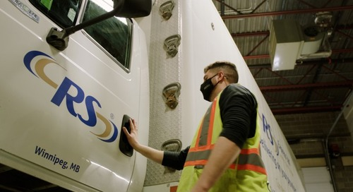 How fleet technology delivers new opportunities for RS Distribution Services Ltd.