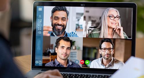 Détails sur la vidéo en direct : comment bâtir une équipe à distance très productive