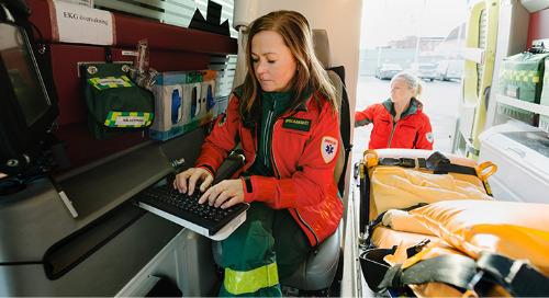 Rogers lance le service prioritaire Premier pour les premiers intervenants