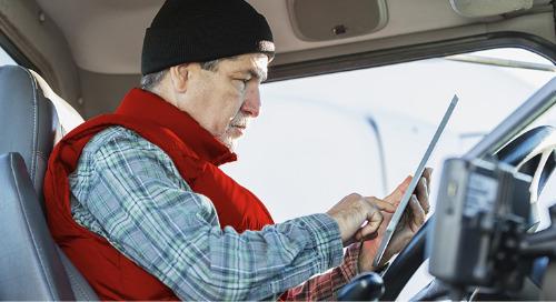 Comment l'adoption de dispositifs de consignation électronique (DCE) fera-t-elle progresser l'industrie des transports?