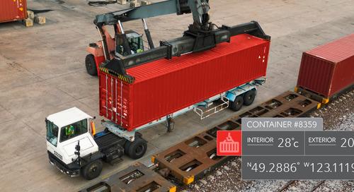 Comment la surveillance des marchandises en transit aide les entreprises à surmonter les perturbations de la chaîne d'approvisionnement