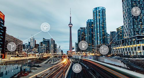 Comment la technologie de ville intelligente permet de soutenir l'infrastructure essentielle : 3 clés de la réussite