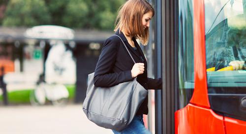 Solutions de ISR transit pour parcs de véhicules de transport en commun