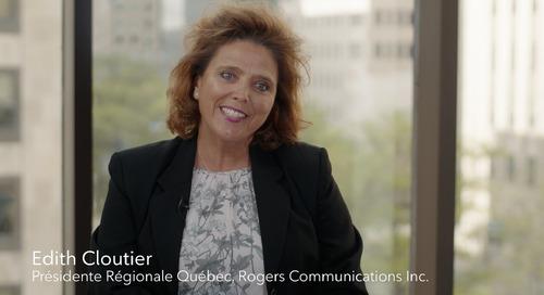 Redonner aux communautés dans lesquelles nous vivons et travaillons est ancré dans l'ADN de Rogers depuis plus de 60 ans