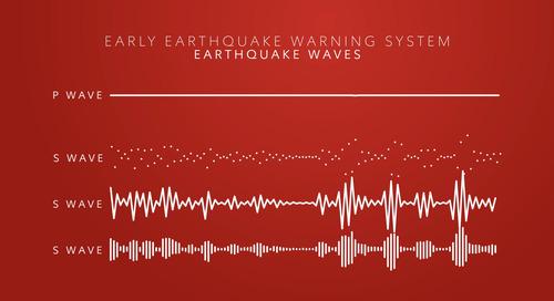 Alerte sismique précoce grâce à la 5G