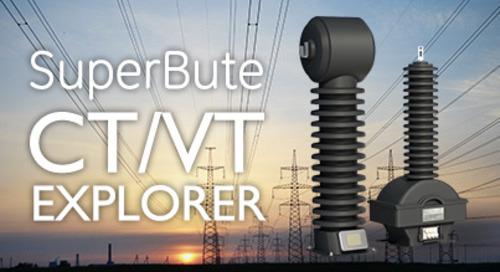 SUPERBUTE CT/VT Explorer