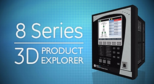 Multilin 8 Series Interactive Explorer