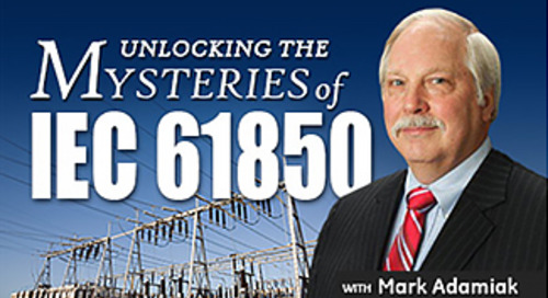 Unlocking the Mysteries of IEC 61850