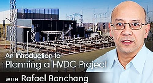 An Introduction to Planning a HVDC Project