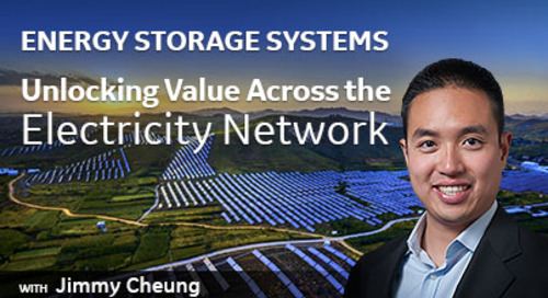 Energy Storage Systems: Unlocking Value Across the Electricity Network