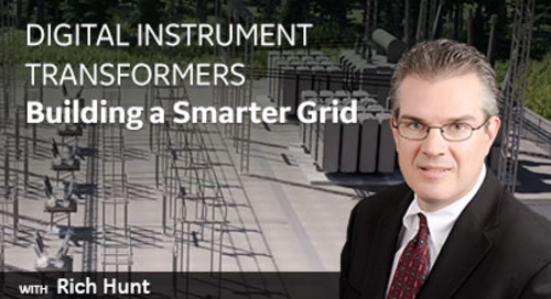 Digital Instrument Transformers: Building a Smarter Grid