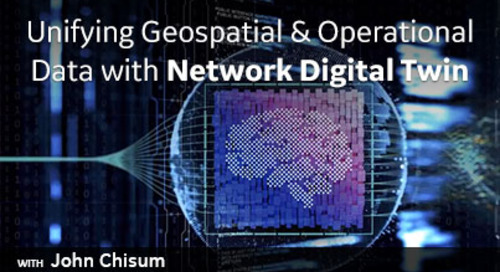 Unifying Geospatial & Operational Data with Network Digital Twin