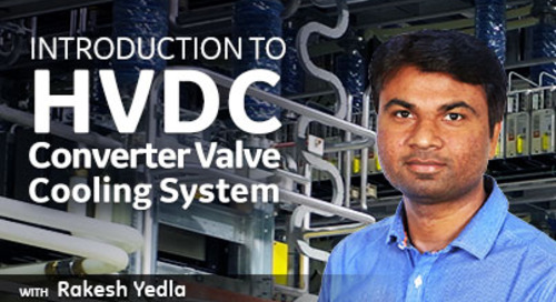 Introduction to HVDC Converter Valve Cooling System