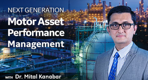 Next Gen Relay for Motor Asset Performance Management