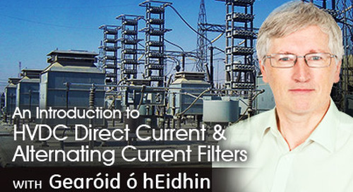 An Introduction to HVDC DC and AC Filters