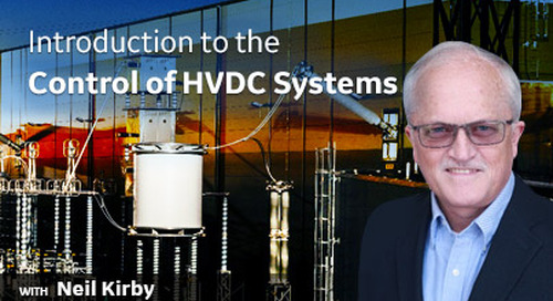 Introduction to the Control of HVDC Systems