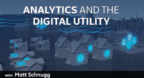 Analytics and the Digital Utility