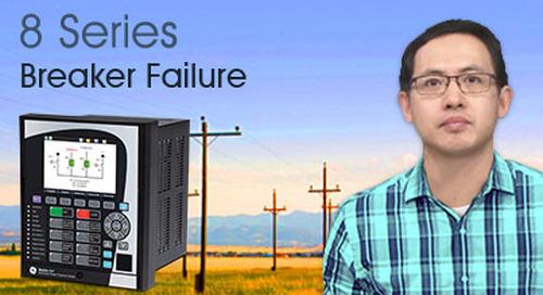 8SP-1025 8 Series Breaker Failure