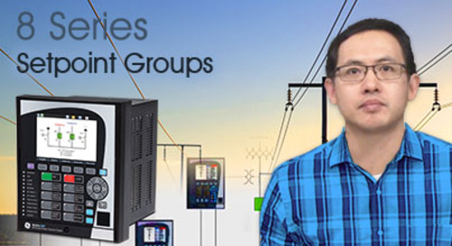 8SP-1020 8 Series Setpoint Groups