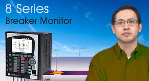 8SP-1026 8 Series Breaker Monitor
