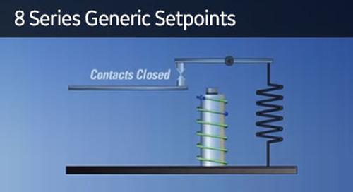 8SP-103 - 8 Series Generic Setpoints