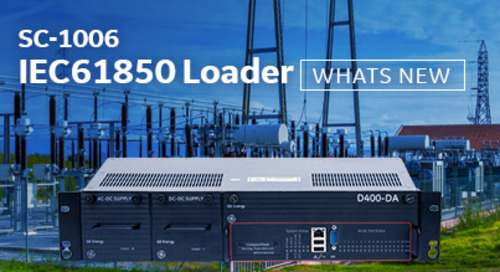 SC-1006 Whats New in IEC61850 Loader