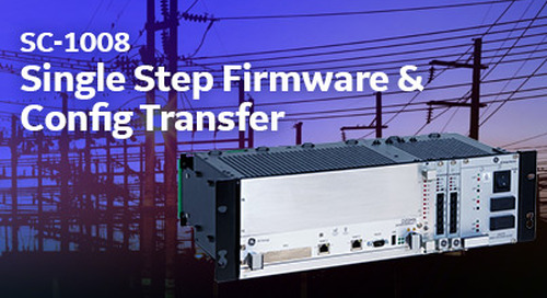 SC-1008 Single Step Firmware and Config Transfer