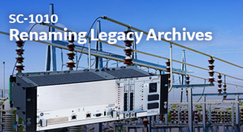 SC-1010 Renaming Legacy Archives