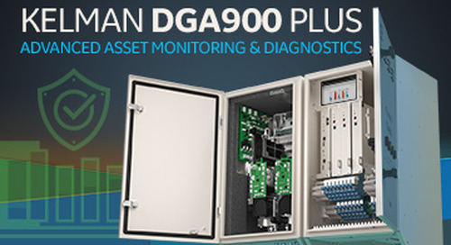 Kelman DGA900 Plus Product Explorer