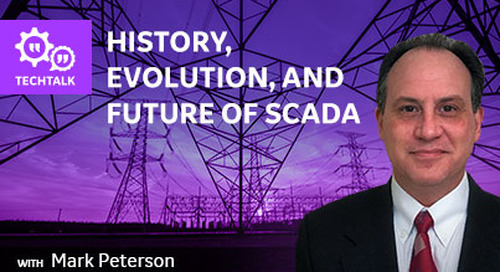 History, Evolution, and Future of SCADA