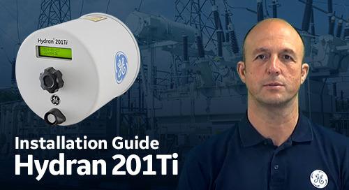 Hydran 201Ti Install Guide