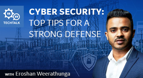 Cyber Security: Top Tips for a Strong Defense