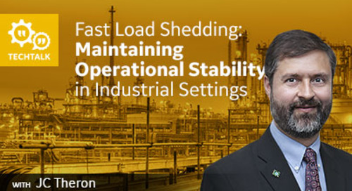 Fast Load Shedding: Maintaining Operational Stability in Industrial Settings