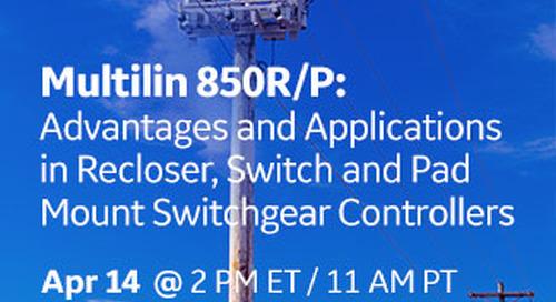 Multilin 850R P