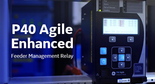 P40 Agile Enhanced Compact Relay (French)