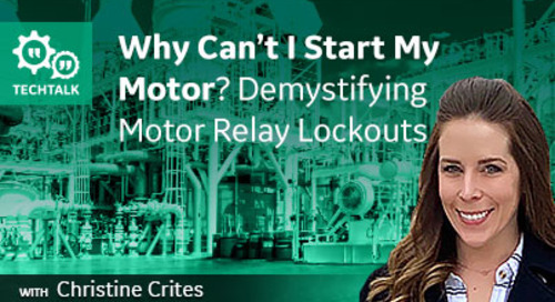 Why Can't I Start My Motor? Demystifying Motor Relay Lockouts
