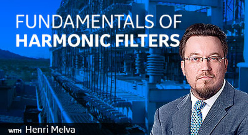 Fundamentals of Harmonic Filters