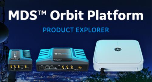 MDS Orbit Product Explorer