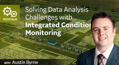 Solving Data Analysis Challenges with Integrated Condition Monitoring