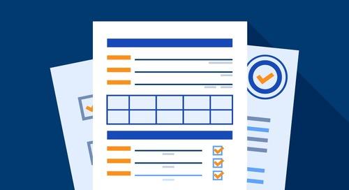 California - Los Angeles Fair Chance Assessment Form