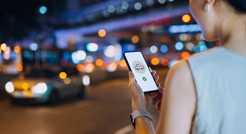 How Rideshare and Delivery Driver Background Checks Work