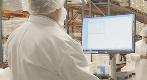 MasterControl Manufacturing Excellence: Leveraging Manufacturing Data