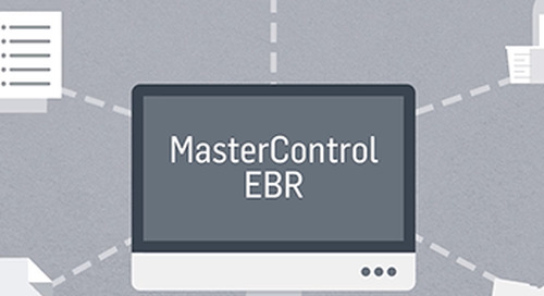Demo: MasterControl Batch Record Management Software