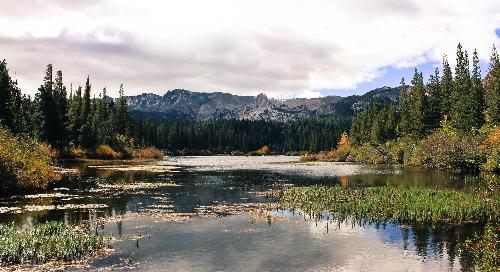 Mammoth Lakes, California
