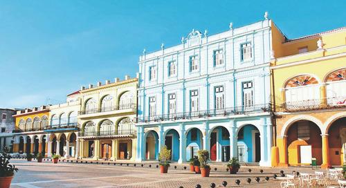 AvYachts Cuba Menu