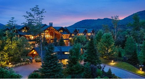 Introducing Whiteface Lodge