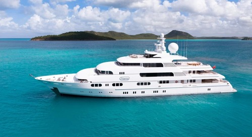 Cruise the Waves with Regal Wings Private Charters