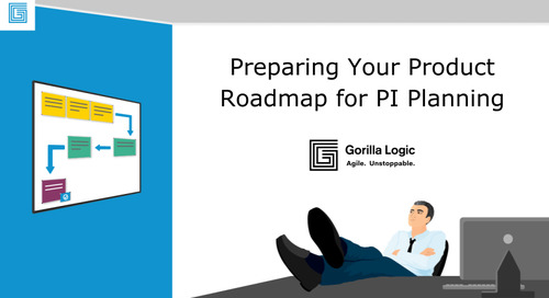Preparing Your Product Roadmap for PI Planning